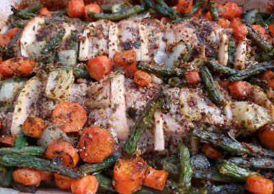 Paleo Stuffed Pork Tenderloin