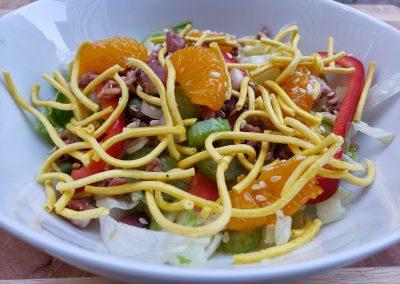 Crunchy Mandarin Salad