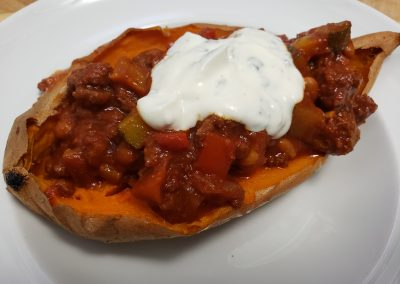 Bill's Sweet & Smokey Chili