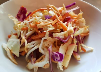Actually Good Coleslaw