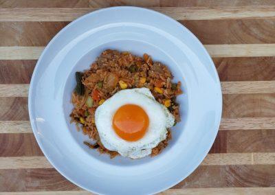Rich's Kimchi Rice