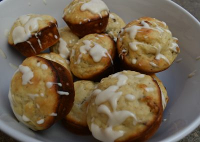 Maple Pecan Muffs